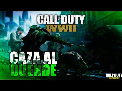 REVIENTA AL DUENDE!!!! Call Of Duty World War 2