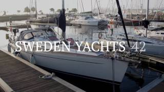 Sweden Yachts 42 - A Yacht Delivery from La Coruna to Lymington