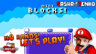 Mini Blocks Gameplay (Chin & Mouse Only) (FULL)