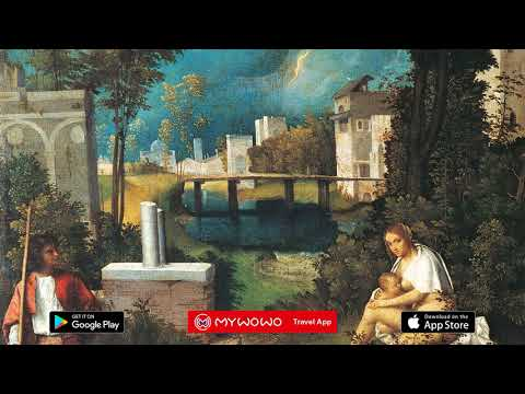 Accademia Gallery – The Tempest – Giorgione – Venice – Audio Guide – MyWoWo Travel App