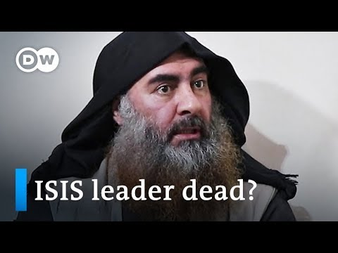 IS leader Abu Bakr al-Baghdadi believed killed in US raid | DW News