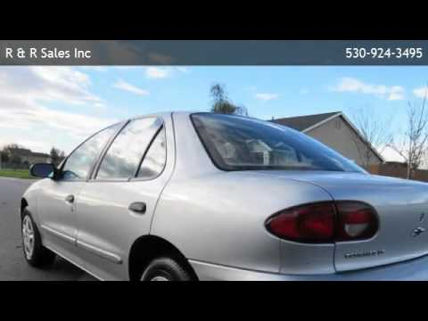 2001 Chevrolet Cavalier 4d Sedan Ls Durham Youtube
