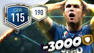 GASTEI + DE 3000 PONTOS DE BENEFÍCIOS E DEU RUIM... | NOVELA DO BOSS EP. 35 - FIFA MOBILE 2020