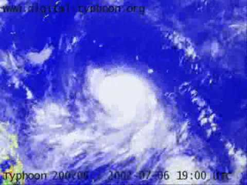 Pacific Typhoon and Atlantic Hurricane Names 2014