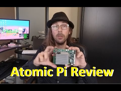 Atomic Pi Review / The Cheapest X86 PC
