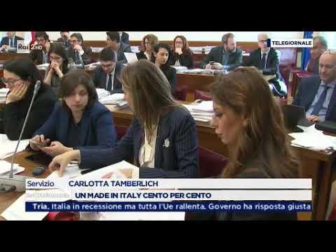 PDL Paxia: Contrasto alla contraffazione e tutela del Made in Italy