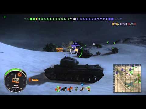 World of Tanks: Xbox 360 - T30 [4837 dmg, 3 kills] - Sand River
