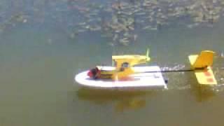 Home Made Air Boat  4 Sibiu