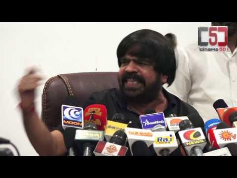 T Rajendar Emotional Speech   Punch Dialogues about Pongal   PRESS MEET   CINEMA5D