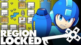 Mega Man's Japanese Exclusive Mario Party Style Game - Region Locked Feat. Greg