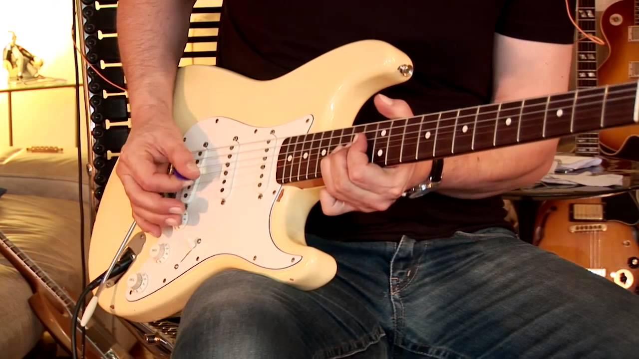 1991 Fender Stratocaster '62 Vintage Reissue (USA) Part1