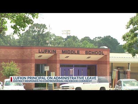 Lufkin Middle School Principal