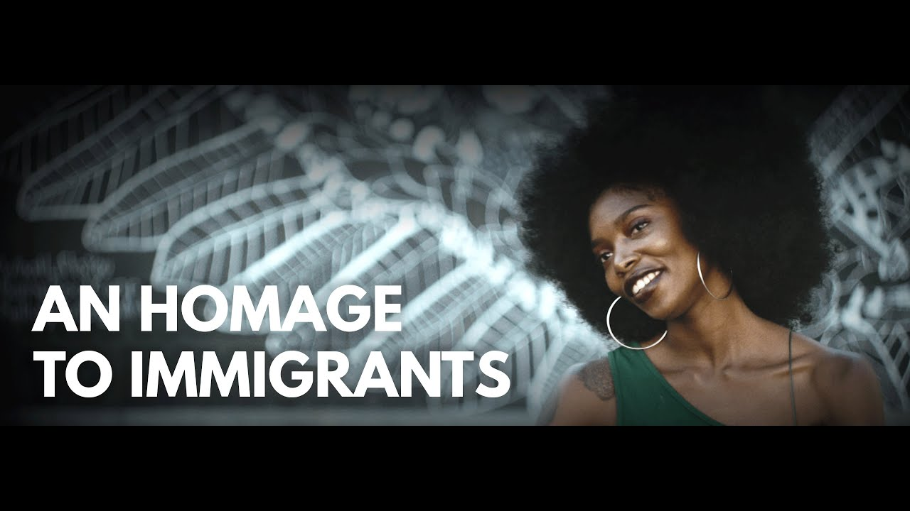 Homage To Immigrants - Where Do We Go From Here (Music Powered Short Film)