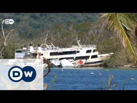 Vanuatu after the Cyclone   Journal Reporters