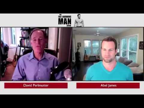 Dr David Perlmutter: Grain Brain, Eating Fat Makes You Smart, and Why (Brain) Size Matters