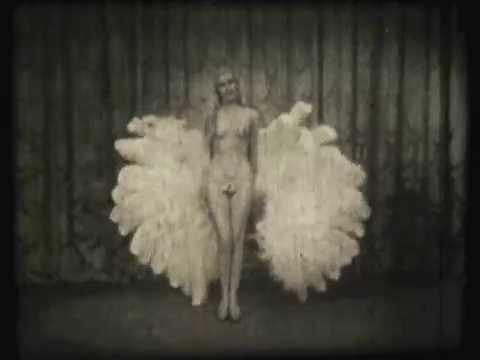 Lorraine Lee (c.1952) Rare Burlesque Sound Film Reverse Titles