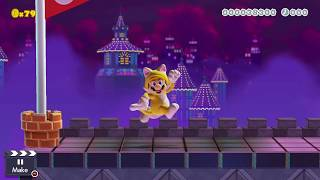10 Minutes With Super Mario Maker 2's Course Maker! Including All Sound Effects