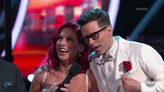 "HD Bobby Bones and Sharna ""Foxtrot"" - DWTS Week 2 Night 1 