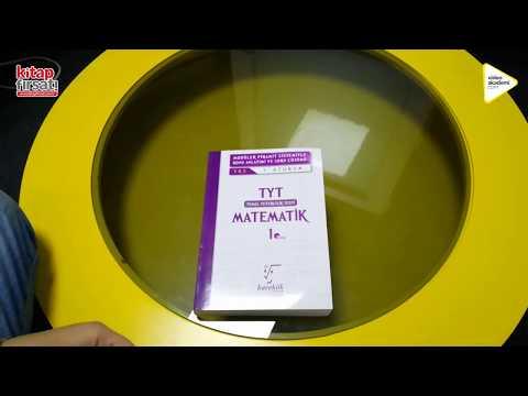 YKS TYT 1. Oturum Matematik 1. Kitap Karekök Yayınları