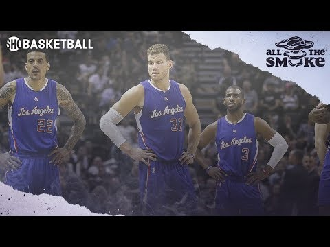 Matt Barnes on Downfall of the 'Lob City' Clippers | ALL THE SMOKE [5:54]
