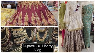 Formal Wedding Dresses From Local Market Feat. Liberty | Ayesha N