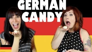 Candy From Germany Taste Test