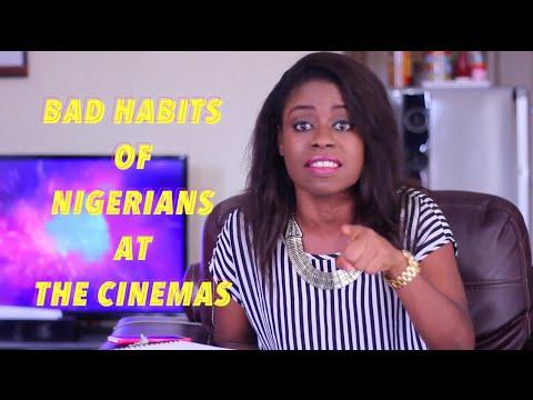 The Screening Room: Bad Habits of Nigerians at the Cinemas