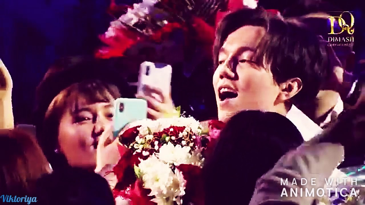 "Dimash Kudaibergen: ""I'm a fan of my fans!"" ❤"