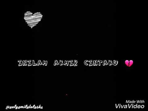 Video lirik~Dimana Hatimu