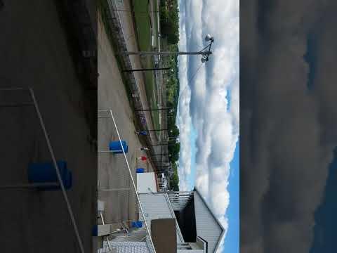 C. Dunlavey Kenny Wallace Racing Experience Fonda Speedway