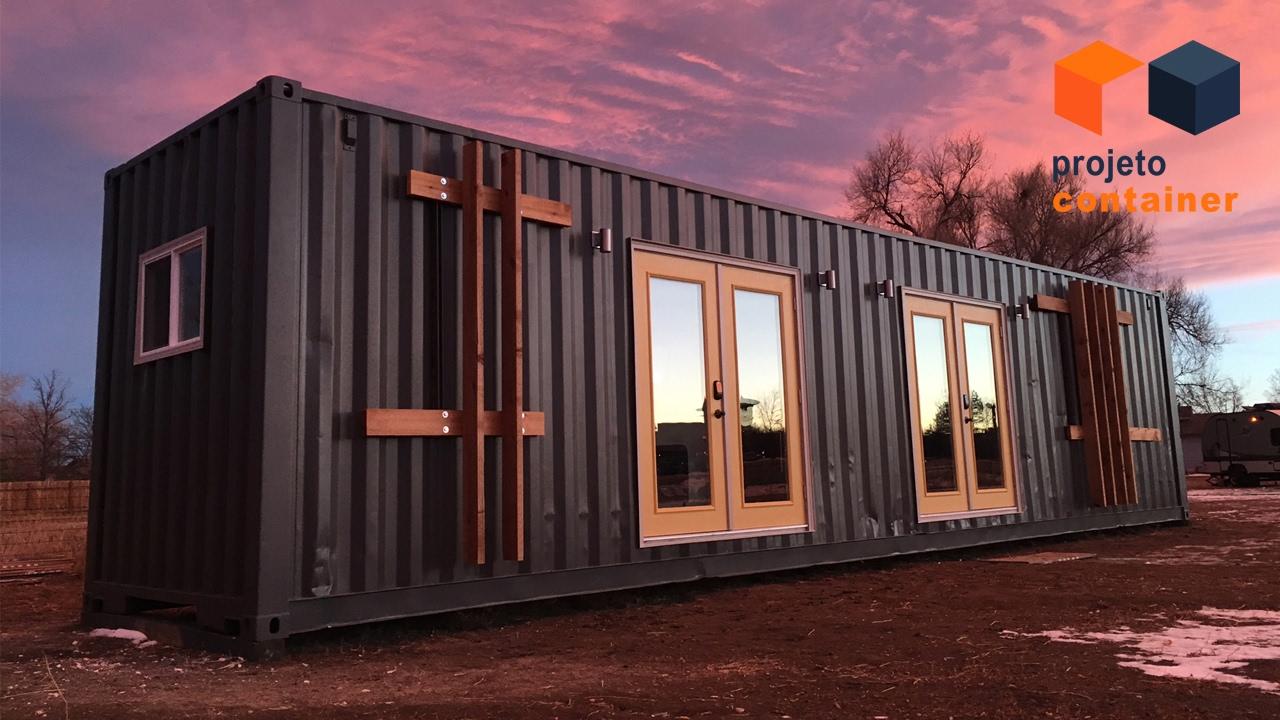 Casa container 30m i 02 youtube - Casa container italia ...