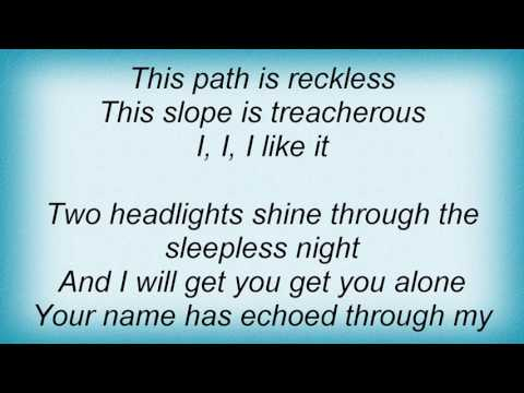 Taylor Swift - Treacherous Lyrics