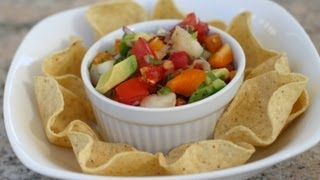 Melon Avocado Salsa Recipe - So Healthy And Delicious By Rockin Robin