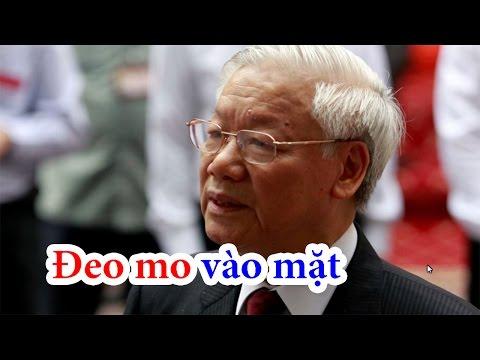 Những cái đầu đất sét của Hội đồng Lý luận TW làm TBT Nguyễn Phú Trọng mất mặt tại hội nghị Tw5