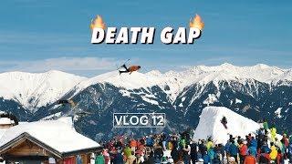 HUGE CRASH AT DEATH GAP | VLOG 12