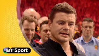 Brian O'Driscoll's over-the-top pass | Rugby Tonight