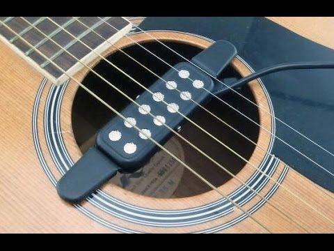 amplifier speaker acoustic guitar by g h youtube. Black Bedroom Furniture Sets. Home Design Ideas