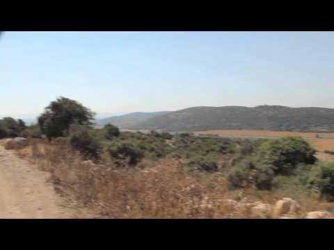 The Elah Valley - Where David Slew Goliath