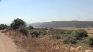 The Elah Valley - Where David Slew Goliath
