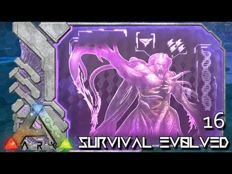 ARK: ABERRATION MODDED - ROCKWELL BOSS SOLO FIGHT !!! E16 ( GAMEPLAY ARK: SURVIVAL EVOLVED )