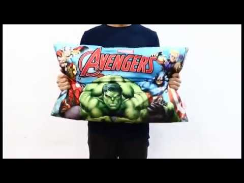 Marvel Magic Pillow