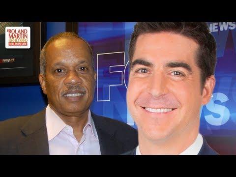 Fox News' Jesse Watters Tells Juan Williams