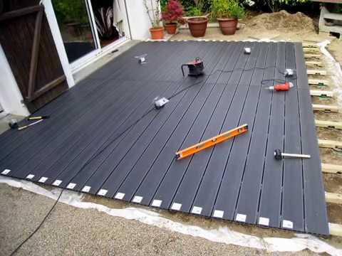 Full download poser une terrasse composite sur sol for Poser une terrasse composite sur sol meuble