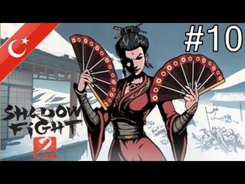 Shadow Fight 2 - Gölge vs Widow - Boss Battle - Bölüm 10 | Android [Türkçe Altyazılı]