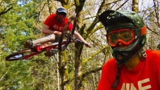 Spring Freeride MTB - Specialized Demo 8