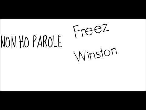 Freez & Winston - NON HO PAROLE