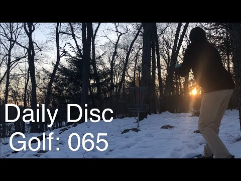 World War 1 Memorial Park Disc Golf Course - Daily Disc Golf: 065
