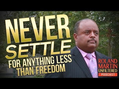 #NeverSettle: People Of African Descent In America Have Never Settled For Anything Less Than Freedom