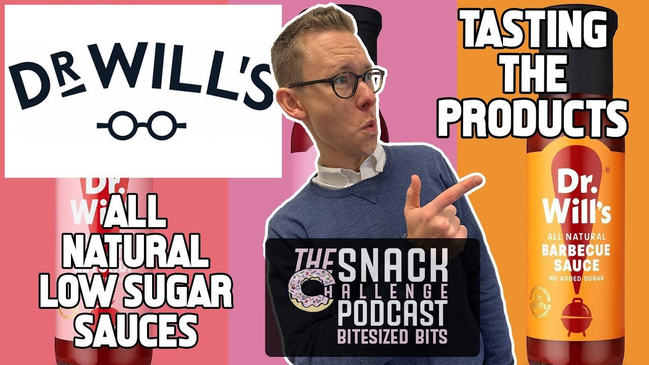 Tasting All Natural Low Sugar Ketchup: Dr Wills Sauces - Bitesized Bits