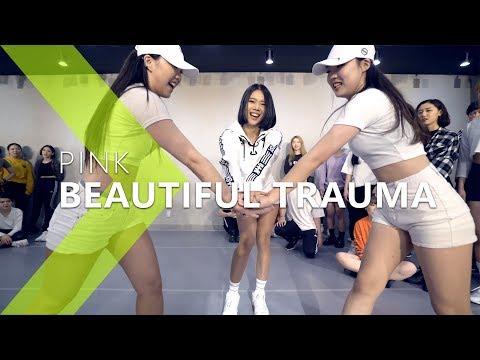 Pink - Beautiful Trauma / HAZEL Choreography .